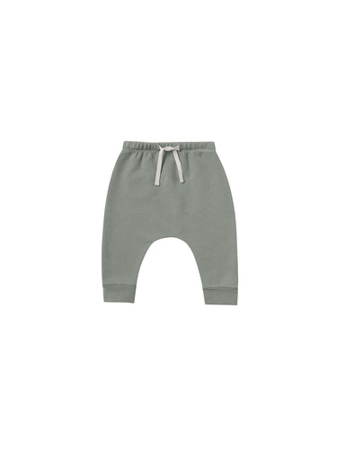 Fleece Sweatpants - Eucalyptus - WildLittleFawns