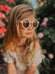Sustainable Kids Sunglasses - Spice - WildLittleFawns