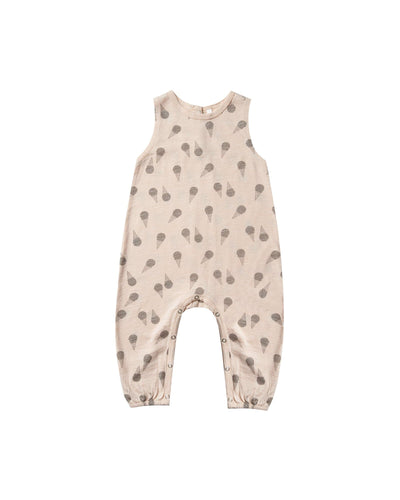 Ice Cream Mills Jumpsuit- PRESALE - ETA 6/20 - WildLittleFawns