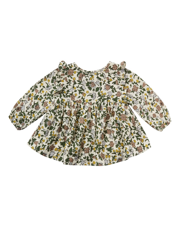 Rylee & Cru Enchanted Garden Piper Blouse