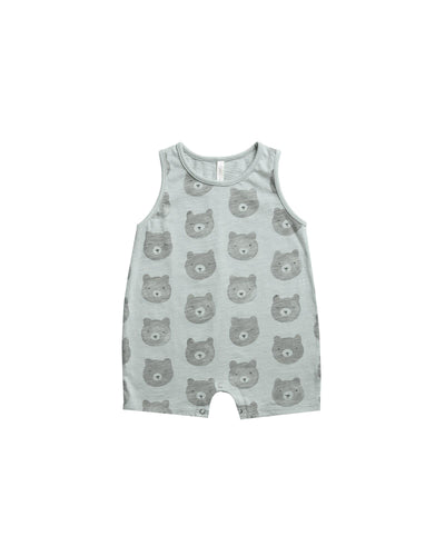 Bears Sleeveless Onepiece- PRESALE - ETA 6/20 - WildLittleFawns
