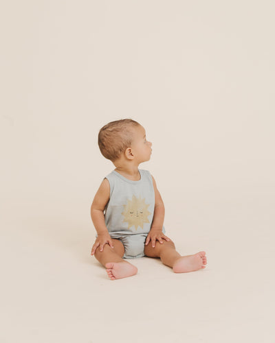 Sun Bubble Onesie- PRESALE - ETA 6/20 - WildLittleFawns