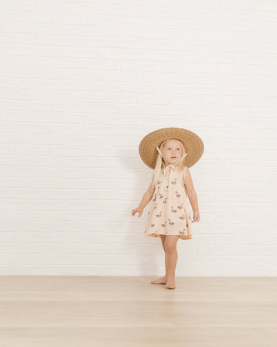Swans Layla Dress - PRESALE - ETA 6/20 - WildLittleFawns