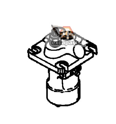 Fuel injection pump 6512628 Bobcat 631 - AFTERMARKET