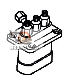 Fuel injection pump 6652665 Bobcat 320 - AFTERMARKET