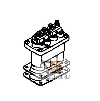 Fuel injection pump 7022162 Bobcat 337 - AFTERMARKET