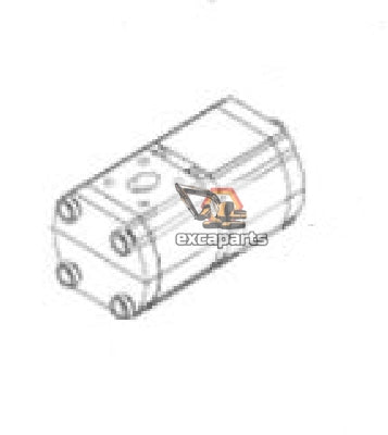 Gear pump 7306701 Bobcat 444 - AFTERMARKET