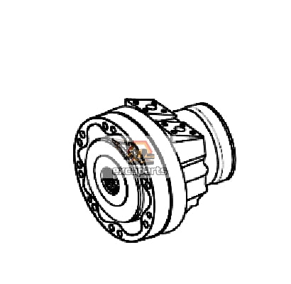 Hydraulic drive motor 6674738 Bobcat S220 - AFTERMARKET
