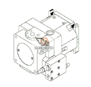 Hydraulic pump 5364662455 Bobcat 444 - AFTERMARKET