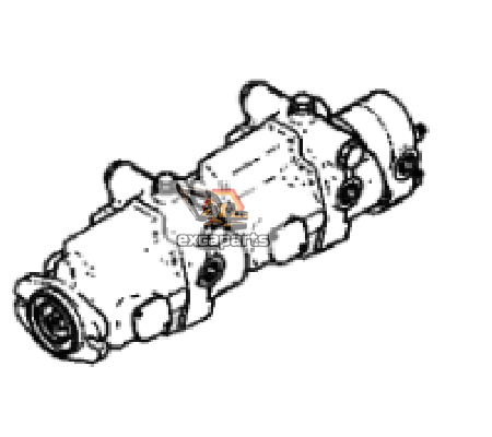 Hydraulic pump 6598726 Bobcat 440 - AFTERMARKET