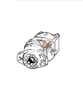 Hydraulic pump 6631584 Bobcat 980 - AFTERMARKET