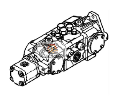 Hydraulic pump 7001068 Bobcat 873 - AFTERMARKET