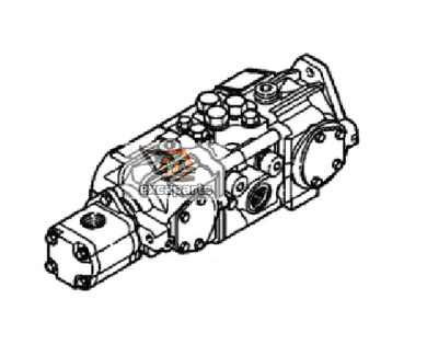 Hydraulic pump 7001072 Bobcat T200 - AFTERMARKET