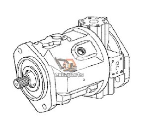 Hydraulic pump 7004963 Bobcat E80 - AFTERMARKET