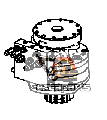 Swing motor 332/S8057 JCB 8065RTS - AFTERMARKET