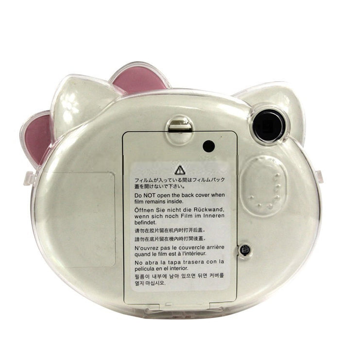 Clear Case For Instax Hello Kitty (Album + 10 in 1 Accessories Set) - cloverbliss.com