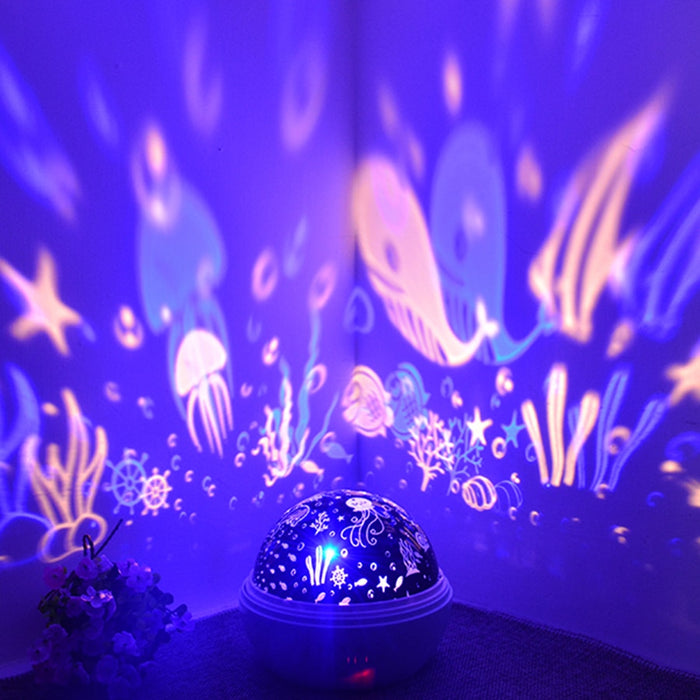 Dream Light - Projector Night Light