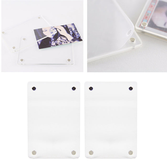 10 Instax Film Fridge Magnetic