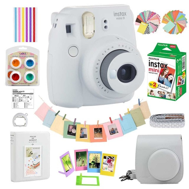 Fujifilm Instax Mini 9 Full Set