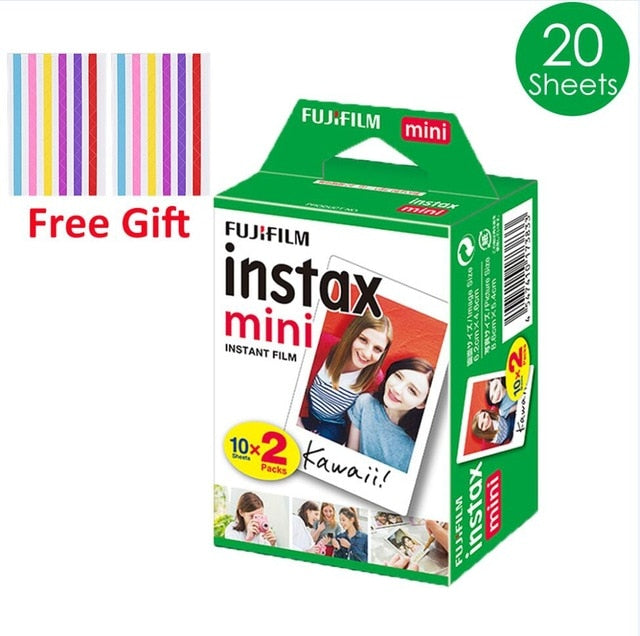Fujifilm Instax Mini Color Film (10-100 sheet)