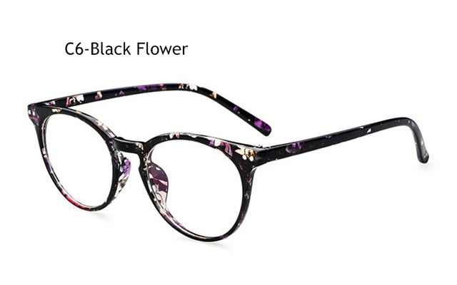 Retro Fashion Unisex Eyeglasses