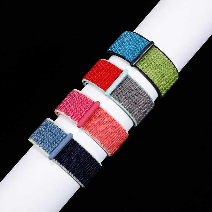 Apple Watch Band Straps 38mm, 40mm, 42mm, 44 mm (Two-toned Color, Rainbow Color, and Stripes)