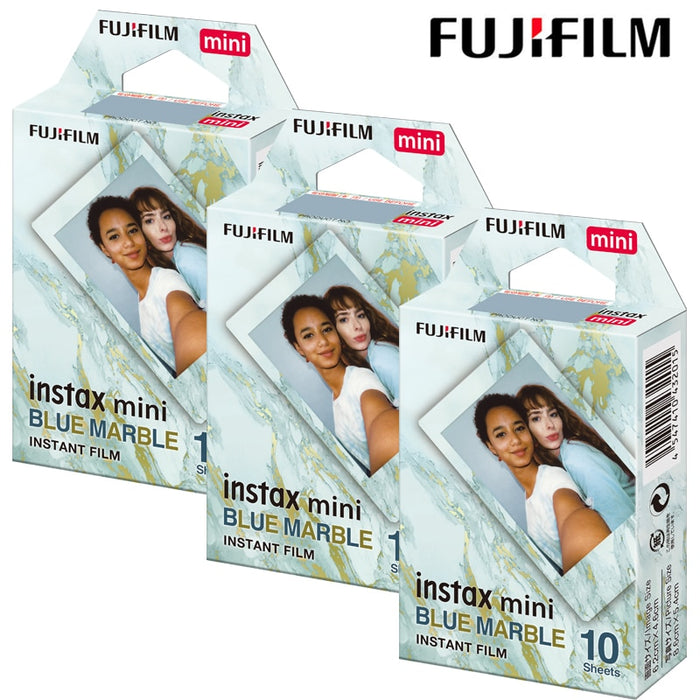 Fujifilm Instax Mini Films -  Blue Marble