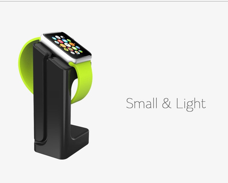 iWatch Charging Stand For Apple Smart Watches Series 5, 4, 3, 2, 1