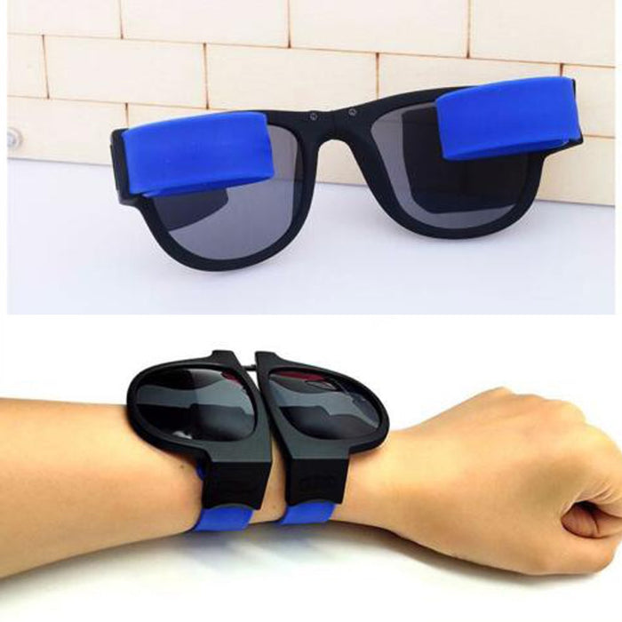 Polarized Shapeable Wristband Sunglasses
