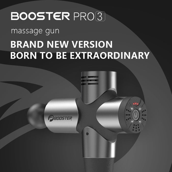 BOOSTER Pro 3 Deep Tissue Massager