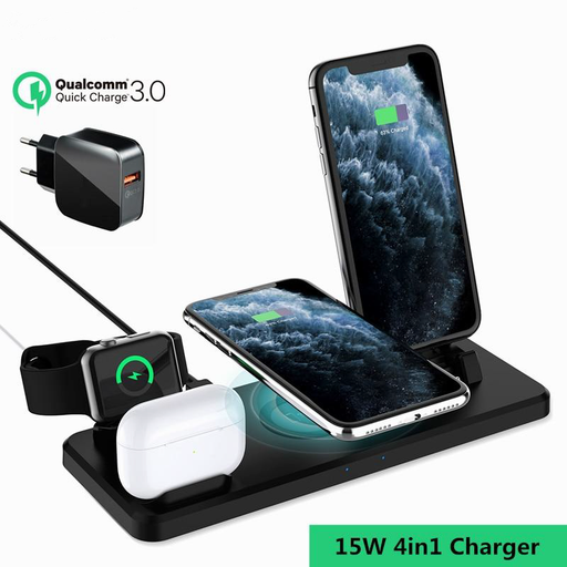 Qualcomm 3.0 Multi Wireless Charging Stand