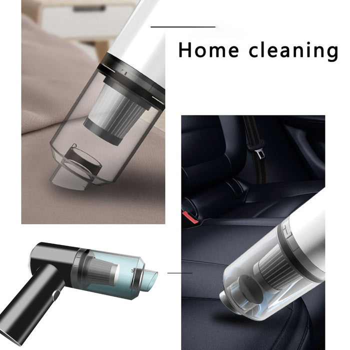 Rechargeable Handheld Vacuum For Car and House Cleaning