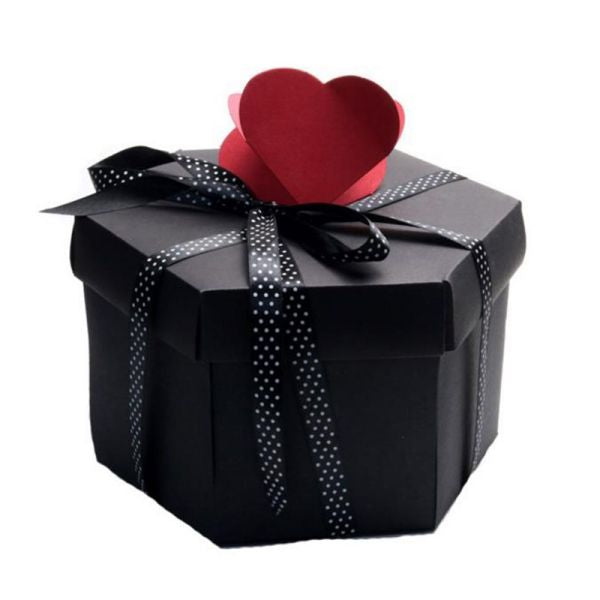 Stylish Surprise Explosion Gift Box