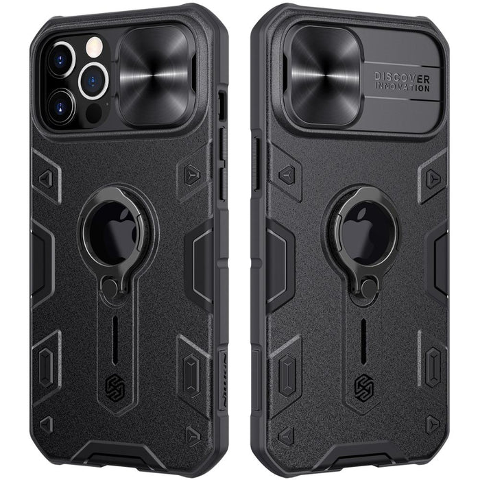 iPhone Case With Camera Cover For iPhone 12, 12 Mini, 12 Pro, 12 Pro Max