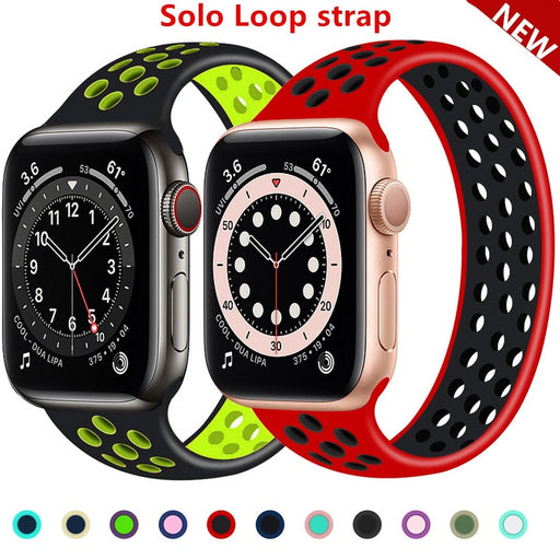 NIKE Sport Solo Band for Apple Watch Strap On Sale