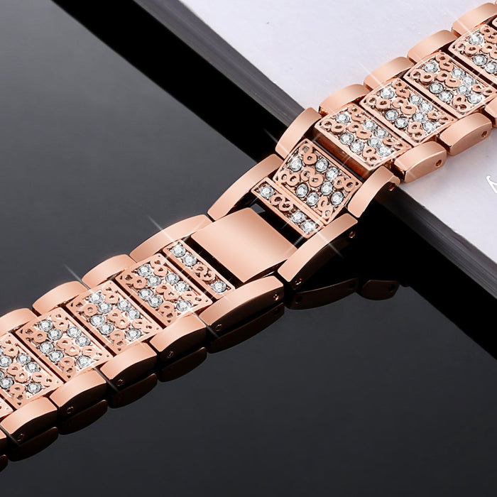 Diamond Strap for Apple Watch Band 38mm, 40mm, 42mm, 44 mm