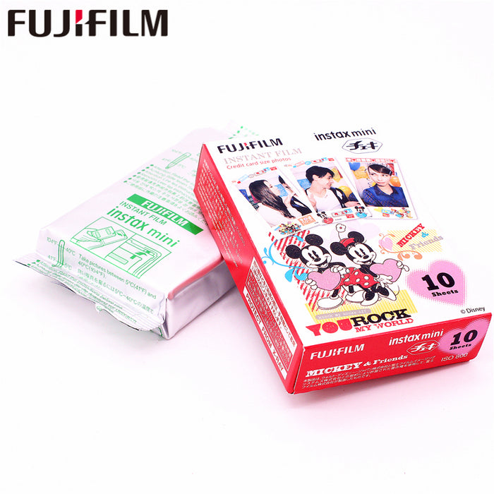 FujiFilm Instax Mini Films - Mickey & Friends