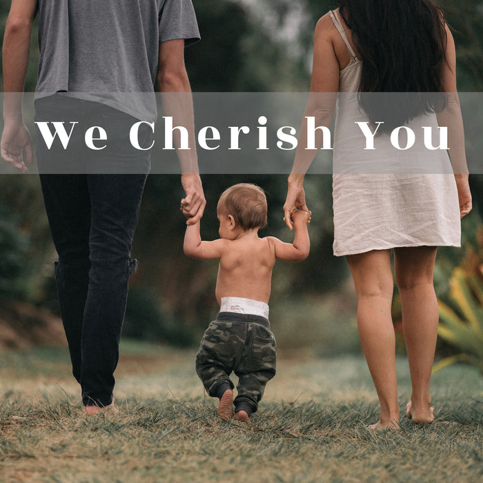 We Cherish You - For so Many Reasons