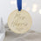 Merry Christmas Teacher, Personalised Engraved Wooden Christmas Bauble
