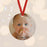 Baby's First Christmas Personalsied Photo Bauble