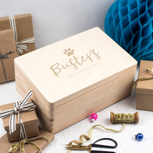 Your Much Loved Pet's Christmas Eve Box
