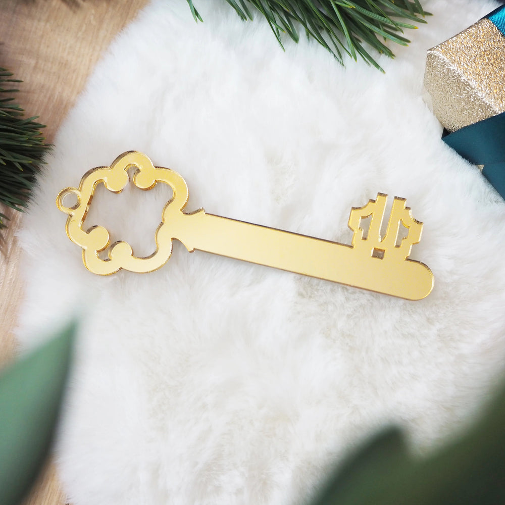 Santa's Magic Key, For Those Without a Chimney