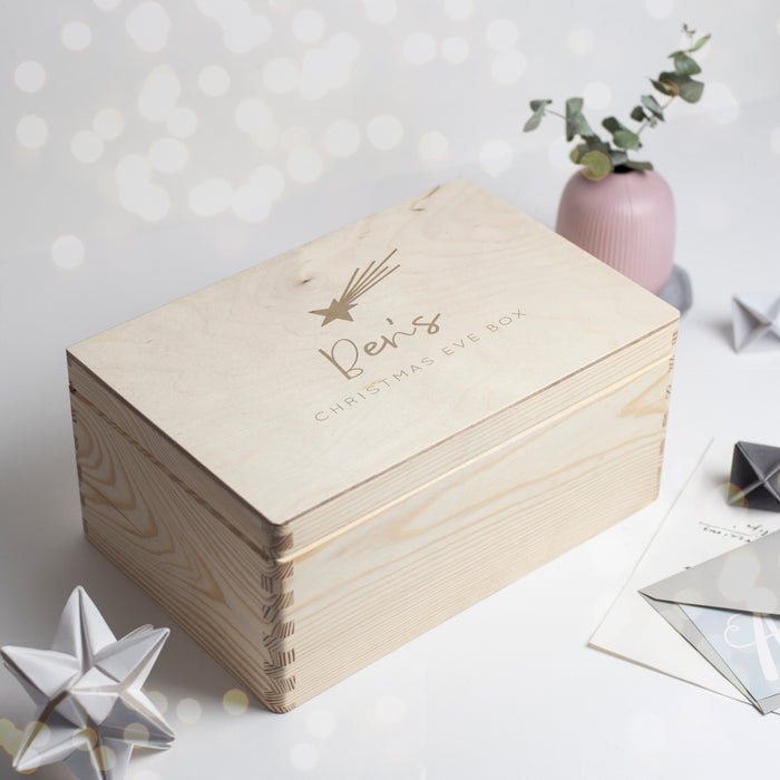 Personalised Christmas Eve Box For All Ages