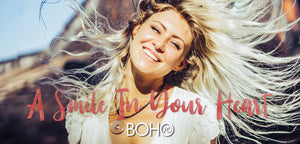 Boho Seventy: A Smile In Your Heart