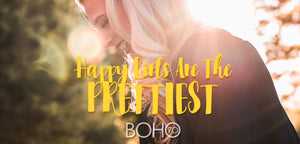 Boho Seventy:  Happy Girls Are The Prettiest