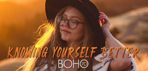 Boho Seventy:  Knowing Yourself Better