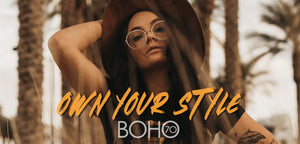Boho Seventy: Own Your Style