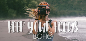 Boho Seventy: Keeping Your Focus
