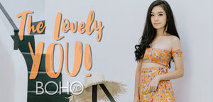 Boho Seventy: The Lovely You