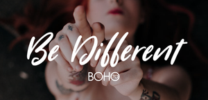 Boho Seventy: Be Different